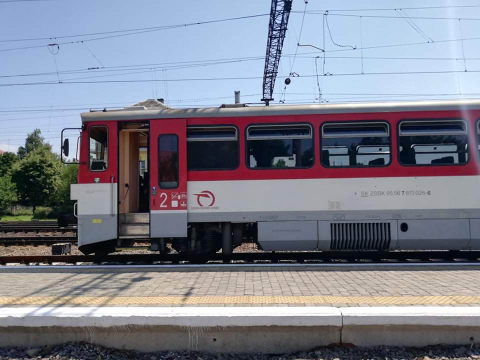 """Перший рейс потягу """"Кошице – Мукачево"""" відбувся 9 червня: пасажири розповіли про враження"""