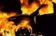 Цієї ночі в Ужгороді згорів Lexus