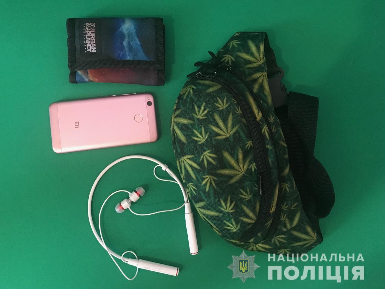 Поліцейські оперативно розкрили грабіж в Мукачеві