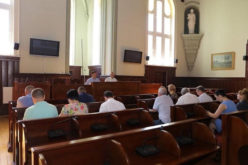 У Мукачеві новостворене ОСББ отримало фінансову підтримку з бюджету міста – 23 тисячі