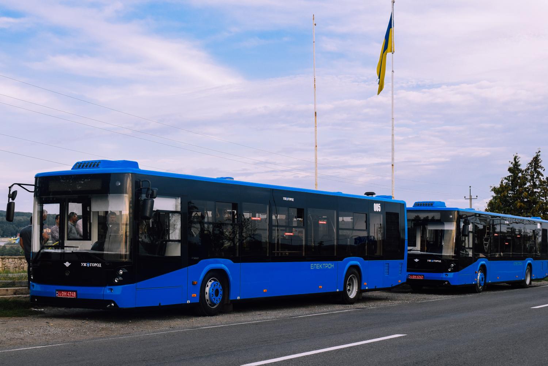 Ужгород отримає ще десять нових автобусів