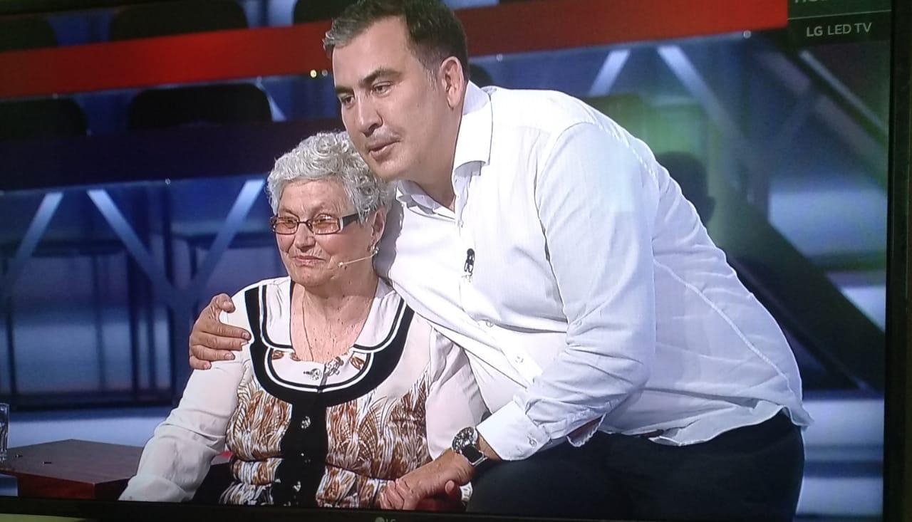 Мама Петра Маги лікувала Саакашвілі, коли той, будучи солдатом, захворів