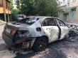 Автомобіль, який згорів вранці, належить ужгородському чиновнику