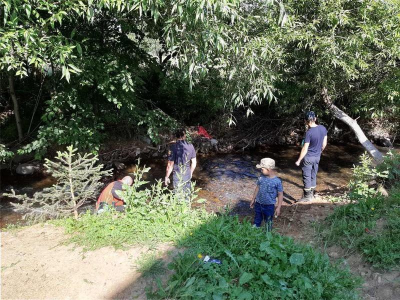 Хлопчика, який вчора зник у селі Ільниця Закарпатської області, досі не знайшли