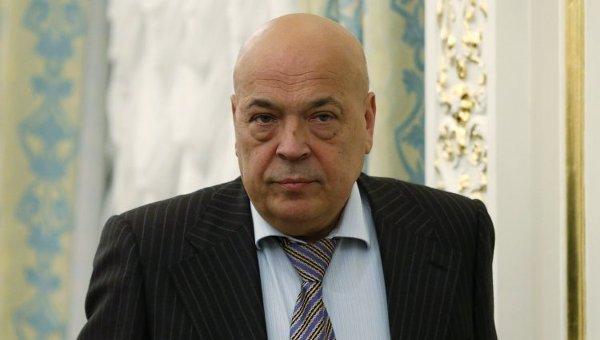 Москаль самовисуванцем балотується в нардепи в мажоритарному окрузі на Луганщині