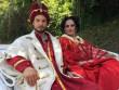 В Мукачеві відбулось гучне середньовічне весілля