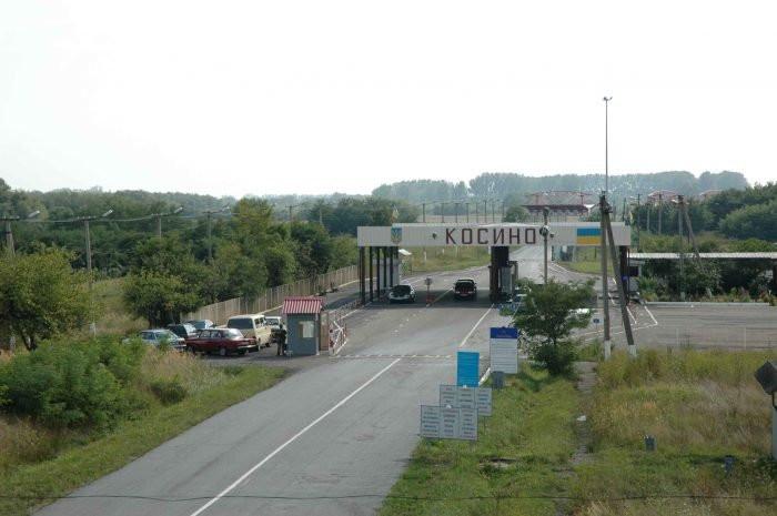 Два КПП на кордоні з Угорщиною тимчасово не працюють 17 червня
