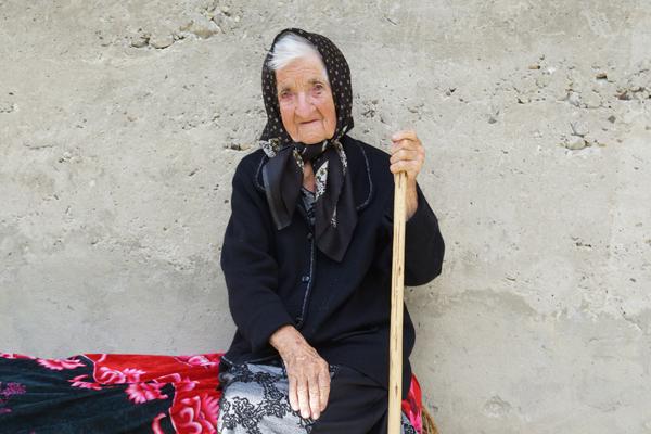 Олена Алб із Глибокого Потоку відзначила 102-й ювілей
