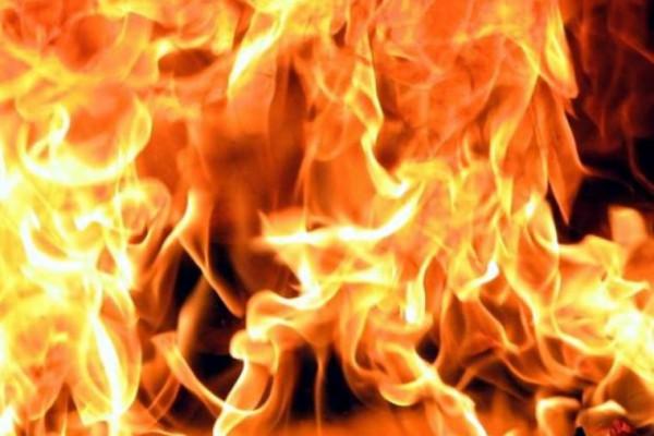В одній із п'ятиповерхівок Мукачева сталася пожежа