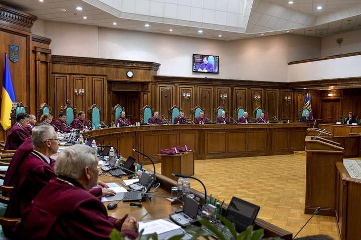 Суддя КСУ із Закарпаття Василь Лемак не підтримав указ Зеленського про розпуск Ради