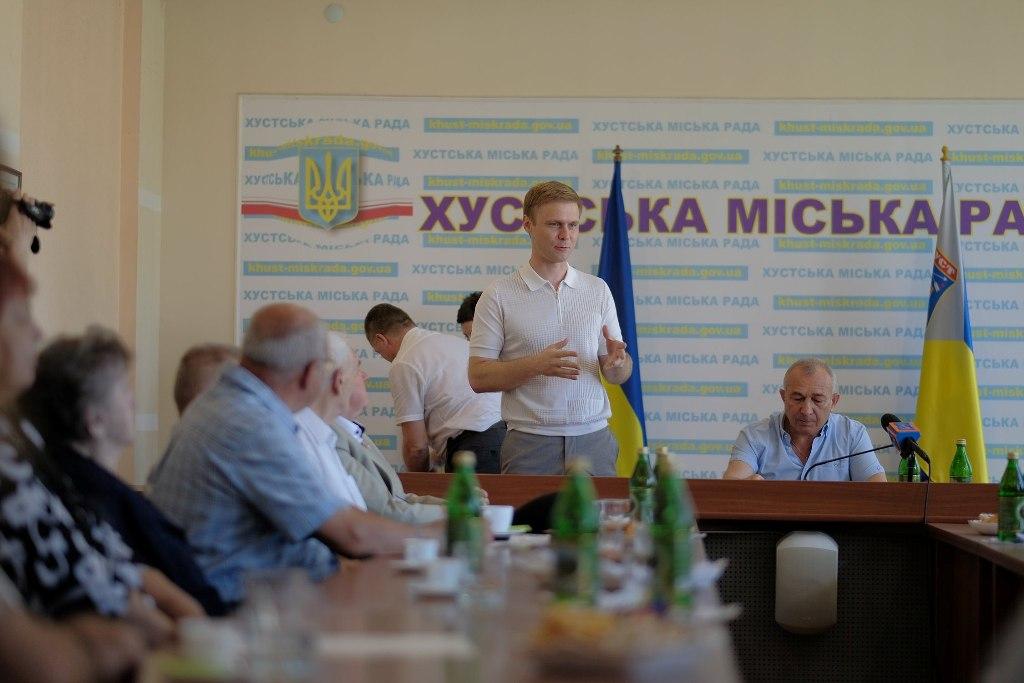 ЦВК зареєструвала Валерія Лунченка кандидатом у депутати на ОВО №71