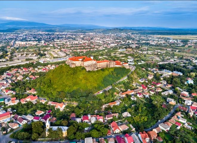 Стратегія розвитку Мукачева до 2027 року