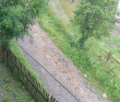 Рахівський район накрила сильна злива