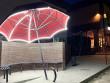 В Ужгороді з'явилась незвична автобусна зупинка