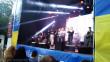 Як пройшов концерт у Мукачеві: фото та відео з парку Перемоги