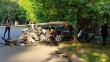 ДТП з мажоркою в Ужгороді: постраждалий чоловік прийшов до тями