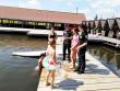 Рятувальники і поліцейські провели профілактичні рейди на озері в Кленовці