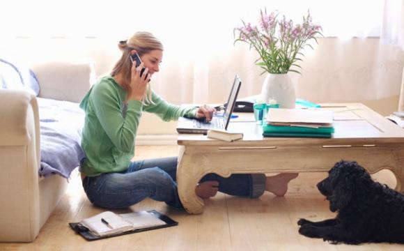 Робота вдома: в Україні пропонують ввести нові режими роботи