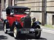80 ретроавтомобілів і мотоциклів їздили вулицями Ужгорода