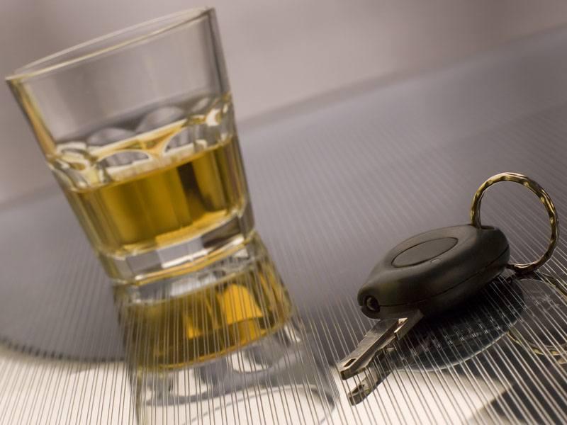 Минулими вихідними поліція зупинила 7 п'яних водіїв