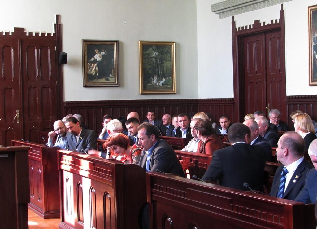 У Мукачеві відбудеться позачергова реорганізаційна сесія