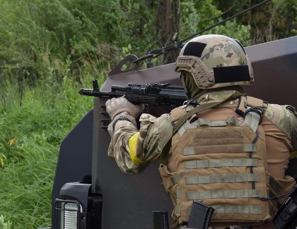 На Закарпатті СБУ провела планові антитерористичні навчання