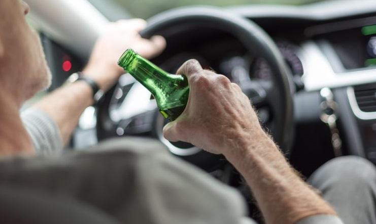 Ну Ужгородщині водій вдруге попався поліції п'яним