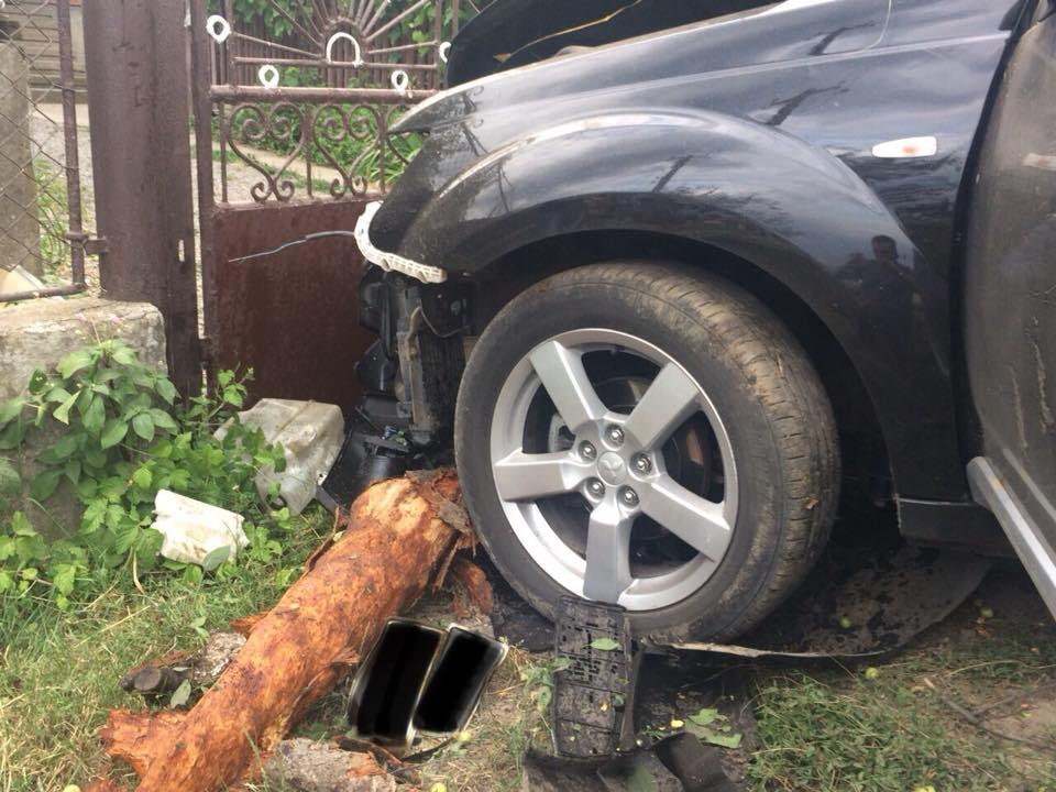 В селі Мала Добронь 11-річна дівчинка загинула під колесами п'яного водія