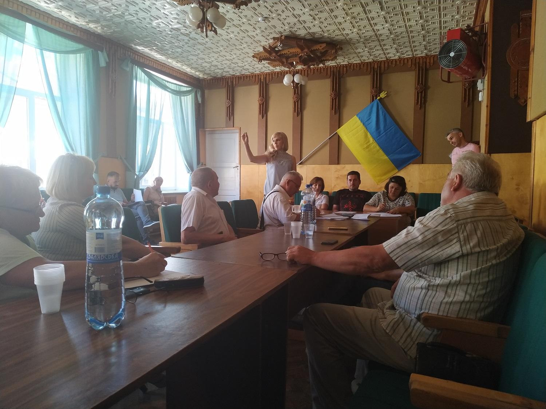 Дільничні виборчі комісії у ОВО №70 утворились із запізненням