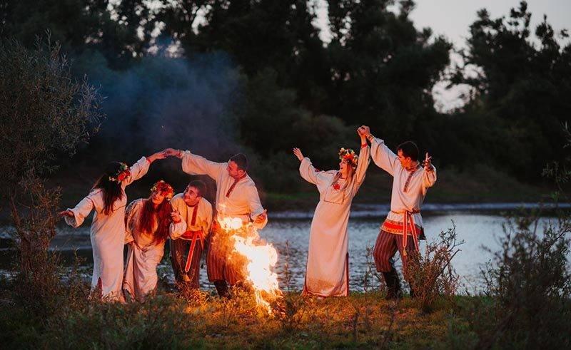 У селі Вишково, що на Хустщині, із розмахом святкували Івана Купала. На свято завітав і нардеп Валерій Лунченко