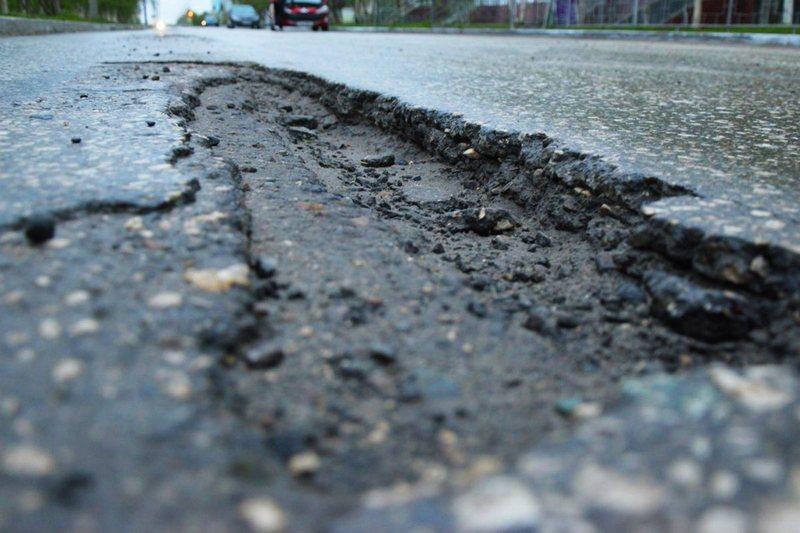 На Закарпатті у селі Ганичі перекрили дорогу Тячів-Усть-Чорна