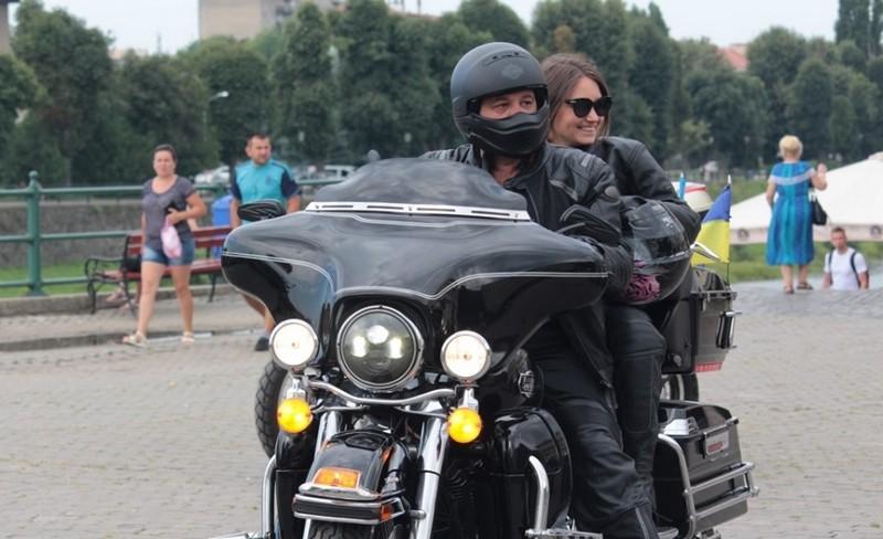 У центрі Ужгорода наступного тижня стартує мотопробіг, який завершиться в Одесі