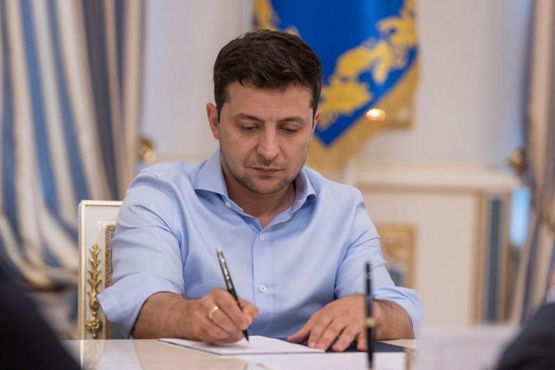 Президент України Володимир Зеленський підписав указ про заходи для ліквідації наслідків негоди, яка вирувала 7 липня на Закарпатті