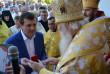 Нардеп Василь Петьовка отримав грамоту та ювілейну медаль від Митрополита Марка
