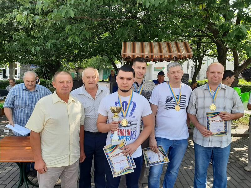 Мукачівці перемогли на першості області із шахів, який відбувся у Виноградові
