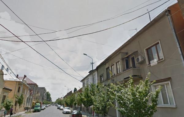 ДТП у центральній частині Мукачева: рух транспорту ускладнений
