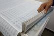 В  Ужгороді окружна комісія отримала бюлетені