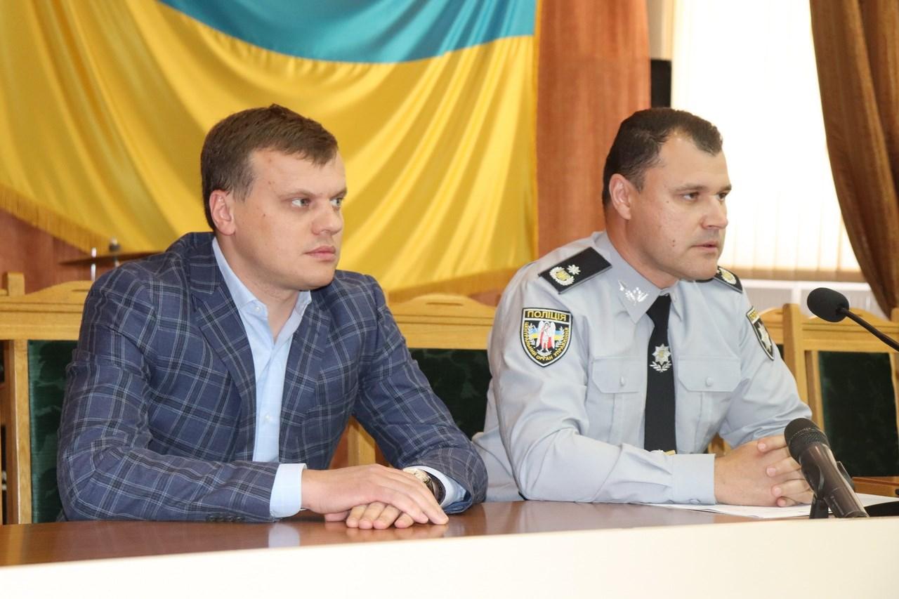 Андрій Рубель став керівником поліції Закарпаття