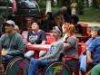 В Ужгороді провели благодійну акцію для осіб з інвалідністю
