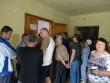 У Мукачеві в лікарні спостерігається висока активність виборців