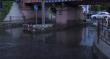 Під час негоди в Ужгороді затопило переїзд на вулиці Анкудінова