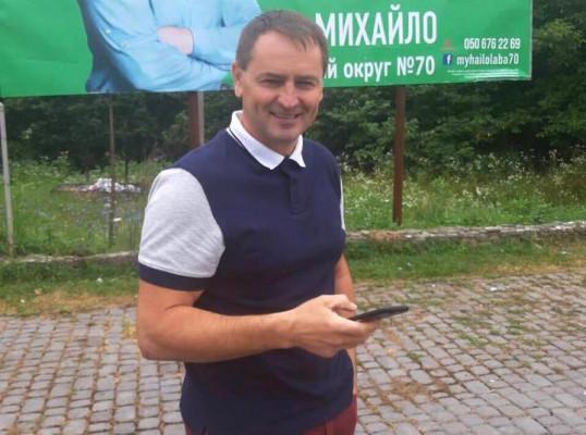 На свалявському окрузі продовжують опрацьовувати протоколи: відомий проміжний лідер