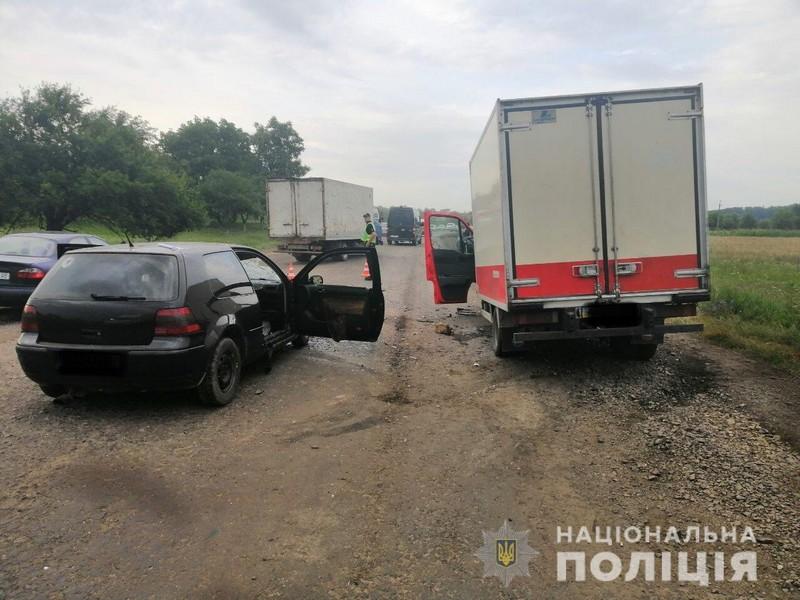 Жахлива аварія на Мукачівщині: двоє людей у реанімації