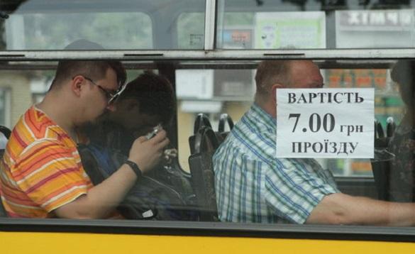 Вартість проїзду в ужгородських маршрутках можуть підняти до 7 гривень