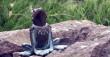 Оригінальна міні-скульптура встановлена на Перечинщині