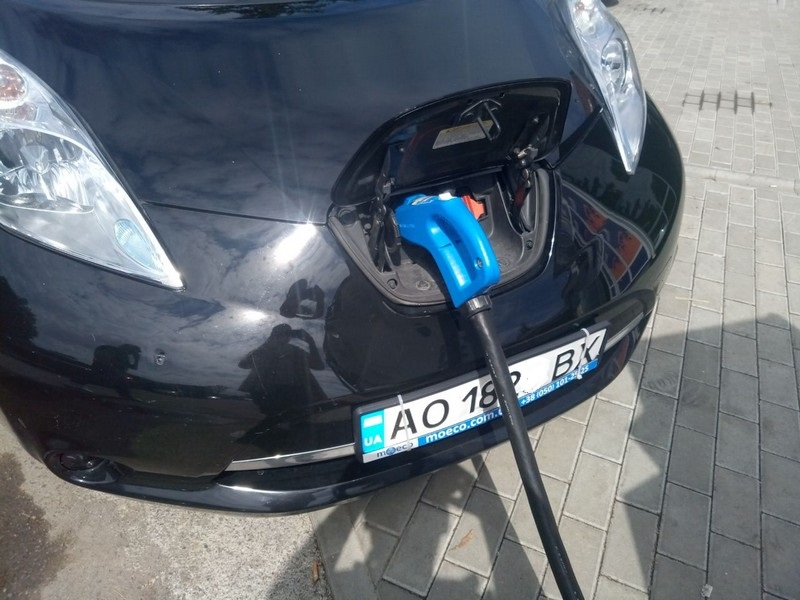 На Закарпатті зросла кількість проданих електромобілів