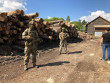СБУ провела обшуки у лісівника та на кількох підприємствах і виявила значну кількість