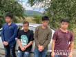 На Закарпатті затримано львів'янина, який перевозив нелегальних мігрантів