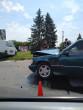 На в'їзді в Мукачево зіткнулись авто