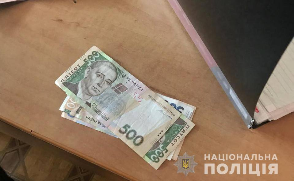 На Перечинщині іноземець намагався дати хабар поліцейському у розмірі  2 тисячі гривень